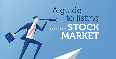 A guide to listing on the stock market