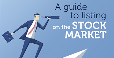 Guide to listing on the Stock Market
